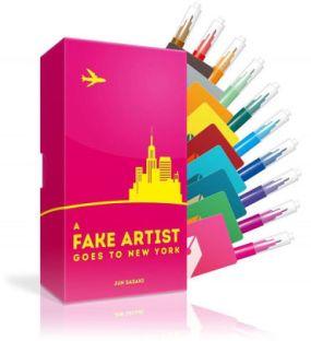 a fake artist